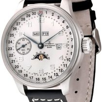 Zeno-Watch Basel -Watch Herrenuhr - OS Retro Zodiac full...