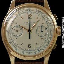 Patek Philippe Vintage Oversized 530 18k Rose Gold Chronograph