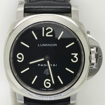 Panerai 000 44mm Luminor Manual Winding Logo Dial FULLSET