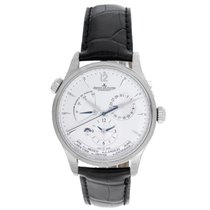 Jaeger-LeCoultre Master Geographic Stainless Steel Men's...
