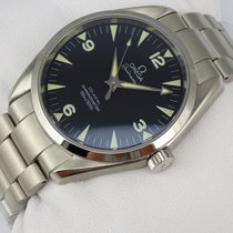 Omega Railmaster Aqua Terra Co-Axial Chronometer - NOS