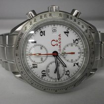 Omega Speedmaster Olympic 3231.04.04 Automatic Chronograph