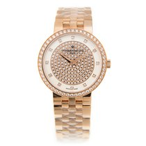 Vacheron Constantin Traditionnelle 18 K Rose Gold With...