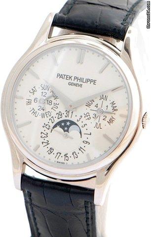 Patek Philippe Calendario Perpetuo Fasi Lunari