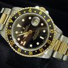 Rolex Gmt-master Ii Date Watch Black