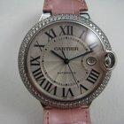 Cartier BALLON BLEU DIAMONDS, WE900951,Large