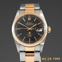 Rolex Datejust 16233 18K Gold&Steel Limited edit. Saudi...