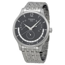Tissot T-Classic Tradition Anthracite Dial Men's Watch