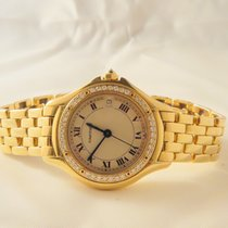 Cartier Panthere Cougar 18k Yellow Gold Original Diamonds