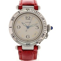 Cartier Pasha Automatic 38mm Stainless Steel Watch