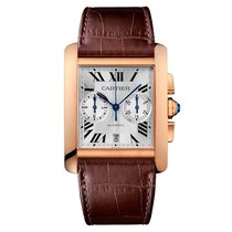Cartier Tank MC Automatic Chronograph Date Mens watch W5330005
