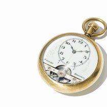 Hebdomas 8 Jours Pocket Watch, Switzerland, Around 1900