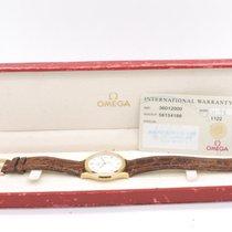Omega Classic Date Gold Oro Full Set 1998