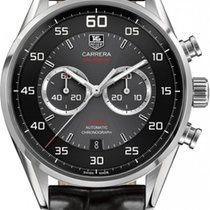 TAG Heuer - CARRERA CAL. 36 FLYBACK PELLE