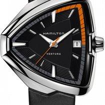 Hamilton Ventura Elvis H24551731 Elegante Herrenuhr Design...