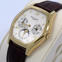 Patek Philippe 5040j Perpetual Calendar Moonphase 18k Yellow...