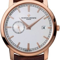 Vacheron Constantin 87172/000r-9302 Traditionnelle Rose Gold 38mm