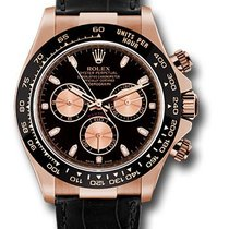 Rolex Oyster Perpetual Cosmograph Daytona 40 Mm Everose -...