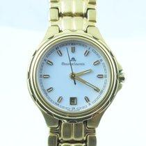 Maurice Lacroix Damen Uhr Quartz 25mm Calypso Stahl/ Vergoldet 8