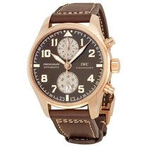 IWC Pilots Chronograph Edition Antoine de Saint Exupery Mens...