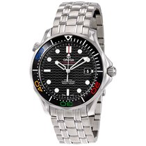 Omega Olympic Collection Rio 2016 Limited Edition Men's Watch