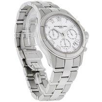 Raymond Weil Parsifal W1 Mens Swiss Chronograph Watch 7260-ST-...
