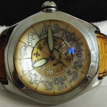 Corum Bubble Chinese Zodiac rare enamel dial  limited edition...