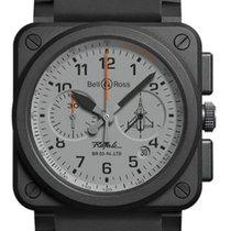 Bell & Ross Aviation Men's Watch BR0394-RAFALE-CE