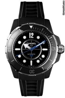 Chanel J12 Black Ceramic 42mm Marine Automatic