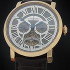 Cartier Rose Gold Rotonde Tourbillon Chronograph W1580032