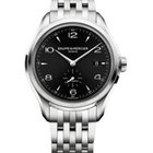 Baume & Mercier Clifton Small Seconds - Steel on Bracelet...