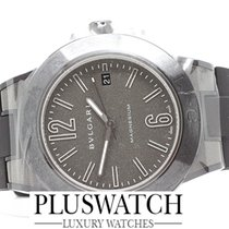 Bulgari DIAGONO MAGNESIUM 41MM GRIGIO ANTRACITE ANTHRACITE...