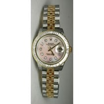 "Rolex Datejust 179173 Lady's Steel and 18K Gold ""New..."
