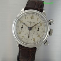 """Jaeger-LeCoultre Vintage Chronograph """""""" Valjoux 72"""