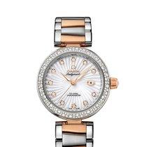 Omega Ladies 42525342055001 De Ville Ladymatic Watch