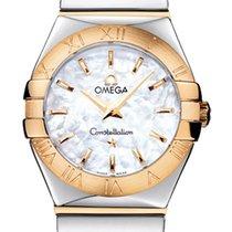 Omega Constellation Polished 24mm 123.20.24.60.05.004