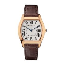Cartier Tortue Manual Ladies Watch Ref W1556362