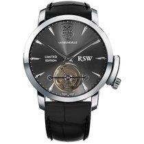 RSW Uhren Herrenuhr La Neuveville Tourbillon Automatik...