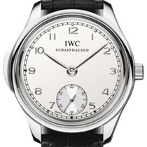 IWC Schaffhausen IW544906 Portugieser Minute Repeater Silver...