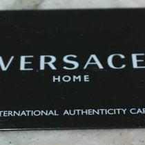 Versace vintage authenticity card newoldstock