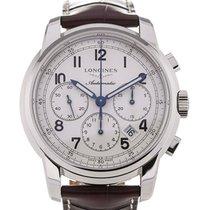 Longines Saint Imier 43 Automatic Chronograph Leather