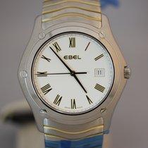 Ebel Classic Gent XL Herrenuhr 40,7mm Quarz NEU