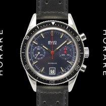 BWC Racing Chronograph Daytona Case, Valjoux 7734 Superb Rare