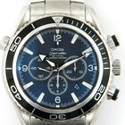 Omega stainless steel Planet Ocean Chronograph