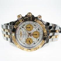 Breitling Chronomat 41   Chronograph   Stahl/Roségold   Neu