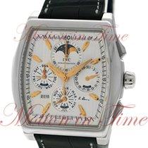 "IWC Da Vinci Perpetual Calendar ""Kurt Klaus"", Silver..."
