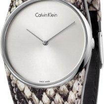 ck Calvin Klein Spellbound K5V231L6 Damenarmbanduhr flach...