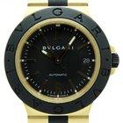 Bulgari Diagono AL38 Gold