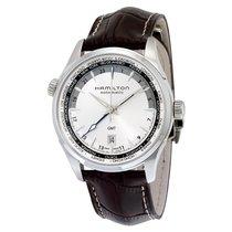 Hamilton Men's H32605551 Jazzmaster GMT Watch