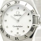 Omega Constellation My Choice Mop Dial Ladies Watch 156...